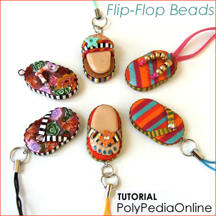 Ravelry: Flip Flop Mania pattern by Donna Harelik