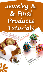 polypediaonline - final products and jewelry tutorials