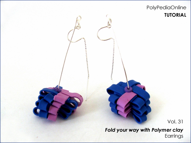 folding polymer clay techniques tutorial