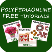 polypediaonline polymer clay free tutorials