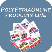 polypediaonline products line - polymer clay tutorials