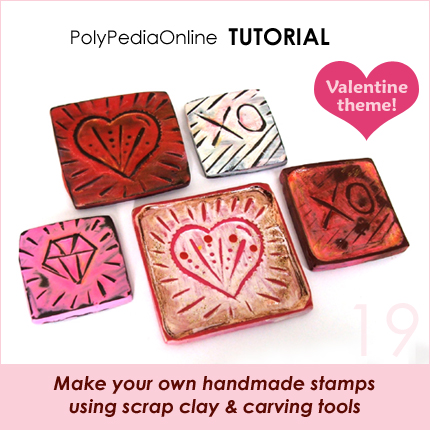 polymer clay millefiori tutorials polypediaonline carving 101