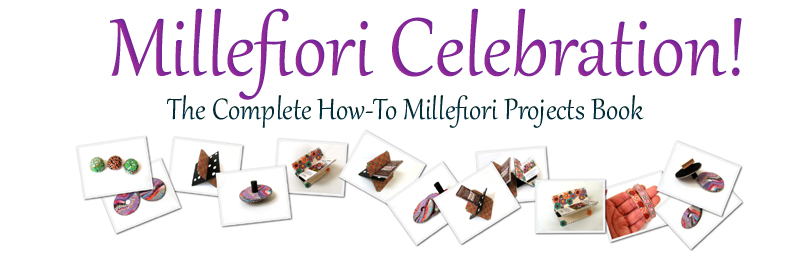 millefiori celebration polymer clay tutorials