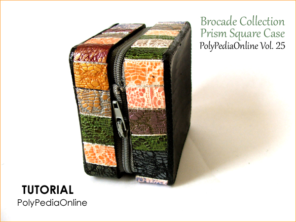 brocade tutorial polymer clay polypediaonline hemisphere